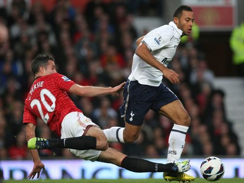 Robin van Persie and Mousa Dembele both make the team.