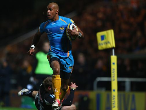 Tom Varndell: Will be on the hunt for tries