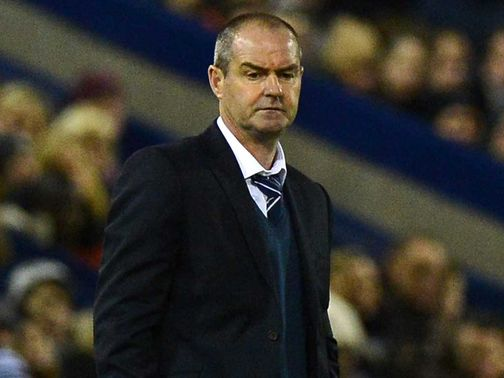 Steve Clarke: Returning to Anfield
