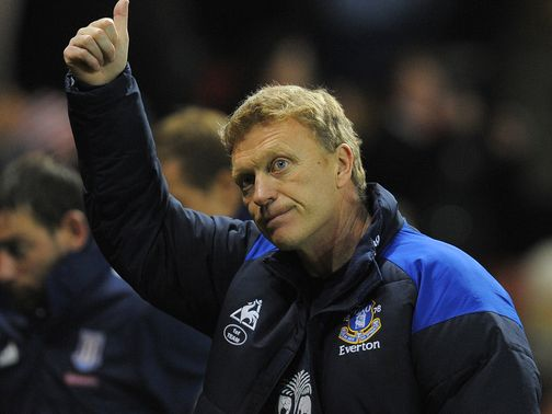 David Moyes: May be tempted to spend in January
