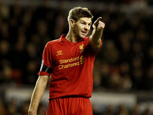 Steven Gerrard: Wary of just buying youth