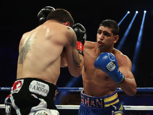 Amir Khan: Out to make amends
