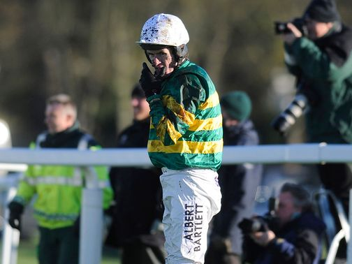 Tony McCoy: Down to 10st 5lb for Colbert Station