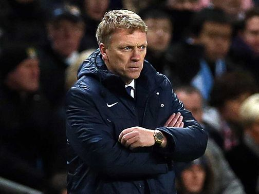 David Moyes: Expecting a tough game against Spurs