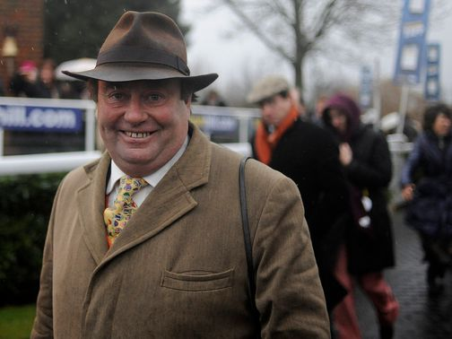 Nicky Henderson: Don&#39;t dismiss his outsider