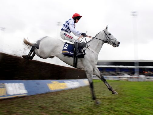 Simonsig: Has a 'huge amount' of speed