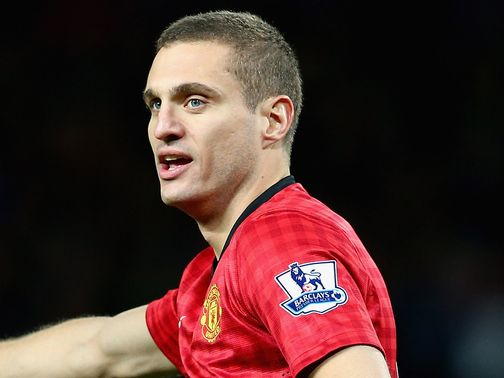 Nemanja Vidic: Back in action for United
