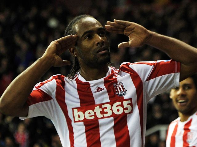 Jerome rescues a point for Stoke after an outrageous finish