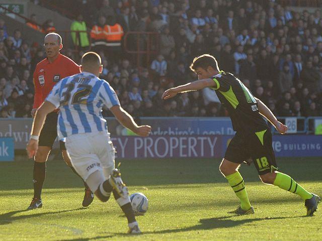 Michael Tonge was on target for Leeds