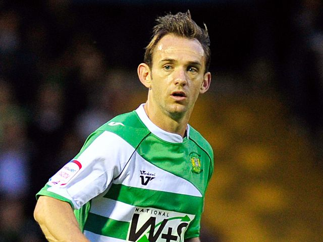 James Hayter: At the double for Yeovil