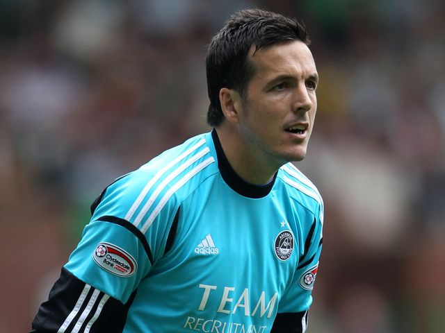 Jamie Langfield: Returns for Aberdeen