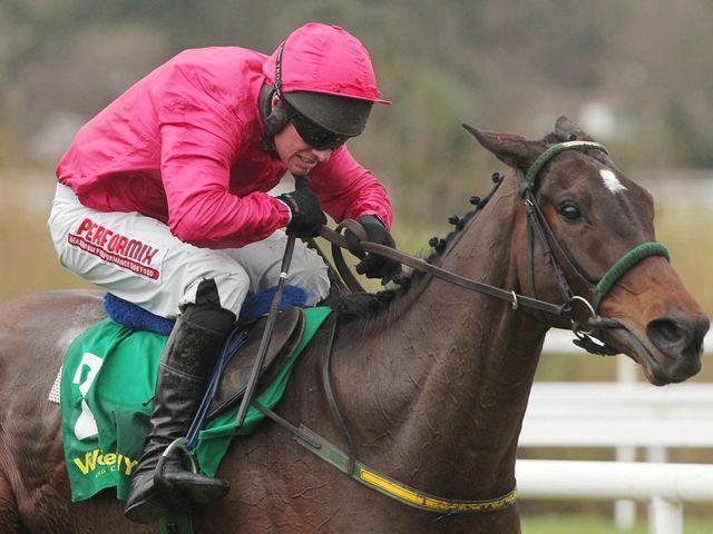 Monksland: Christmas Hurdle winner