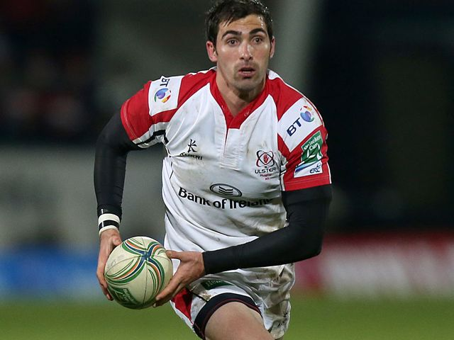 Ruan Pienaar: Kicked three penalties