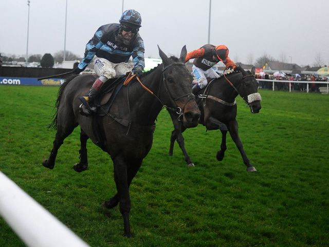 Long Run rallies to overhaul Captain Chris at Kempton