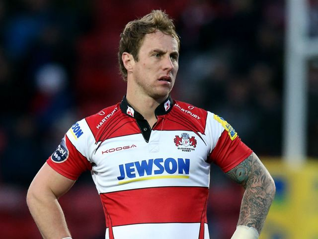 Jimmy Cowan: Recalled to the Gloucester starting XV