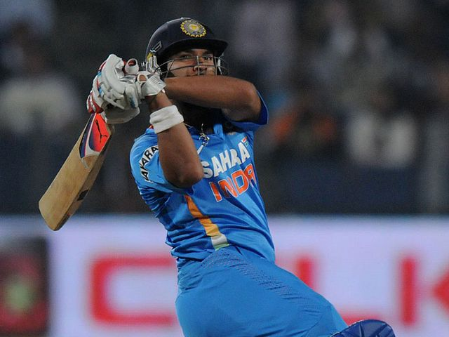 Yuvraj Singh: Runs and wickets
