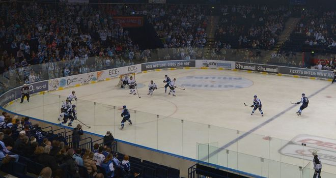Nottingham Panthers have now won eight straight after seeing off the Sheffield Steelers