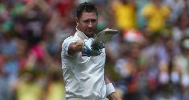 Michael Clarke: Should play despite hamstring niggle