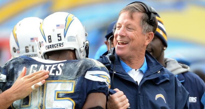 Norv Turner: Expects to leave San Diego