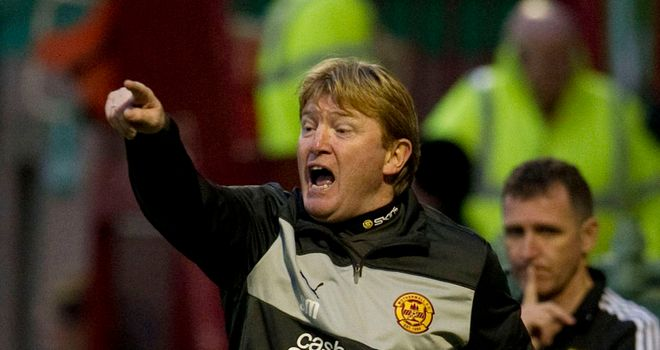 Stuart McCall: Proud of his players after they beat Celtic