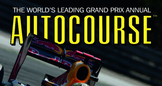 Autocourse: Glossy layout
