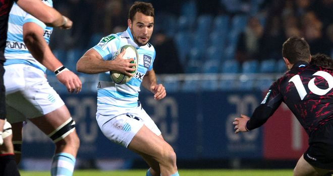 Olly Barkley: On the move to Grenoble