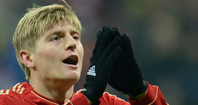 Toni Kroos: Says the league title race is over