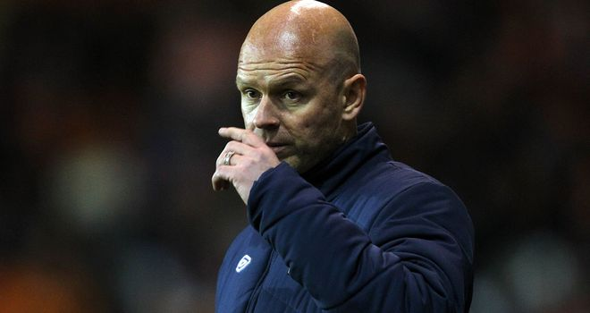 Henning Berg: Sacked after just 10 matches in charge at Blackburn