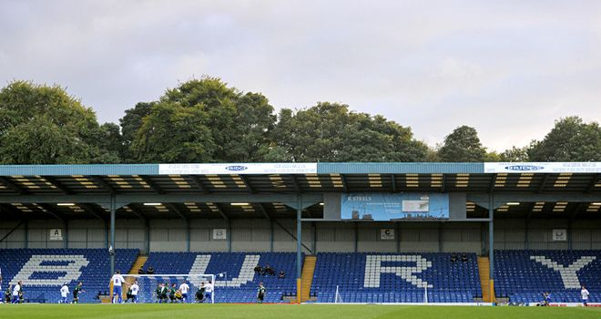 Gigg Lane: The home of Bury