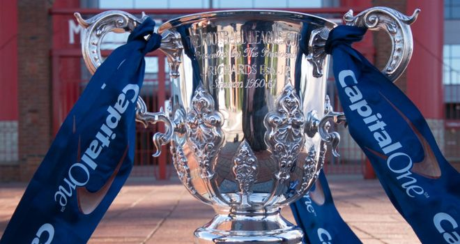 Capital One Cup: Chelsea meet Swansea and Aston Villa tackle Bradford