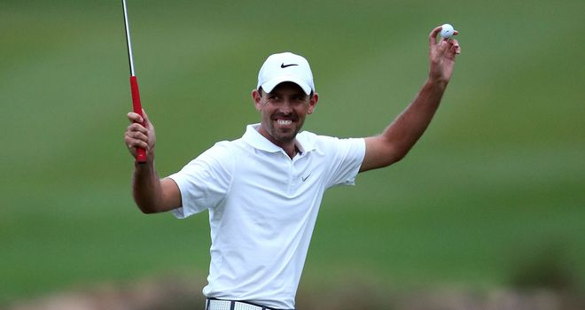 Charl Schwartzel: Form of my life