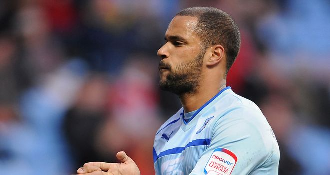 David McGoldrick: Successful stint on loan at Coventry