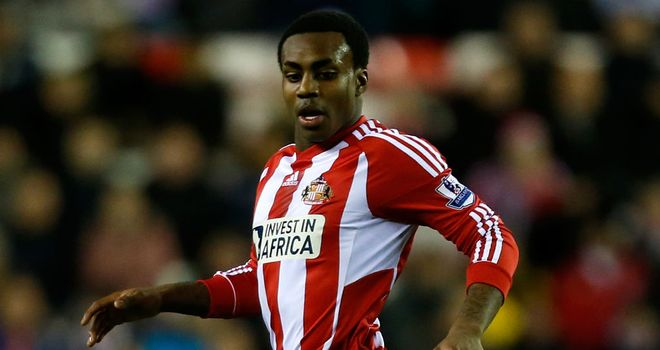Danny Rose: Enjoying life at Sunderland