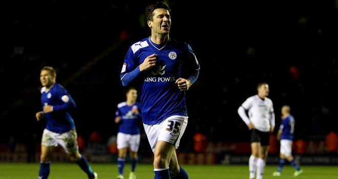 David Nugent: Grabbed Leicester&#39;s winner at Burnley