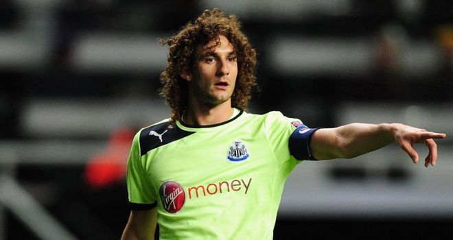 Fabricio Coloccini: No official request