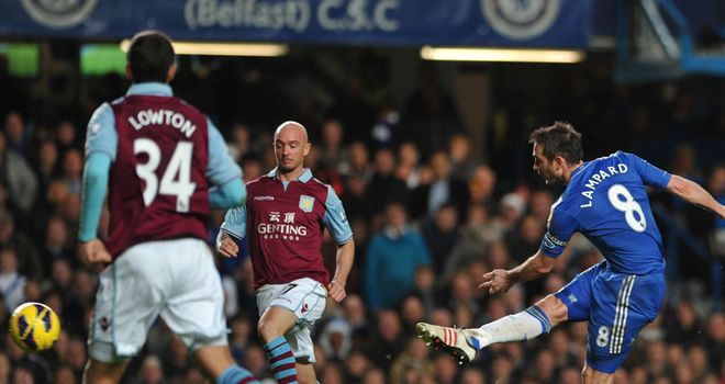 Frank Lampard: has had a magnificent career since joining the Blues in 2001, says Wilkins