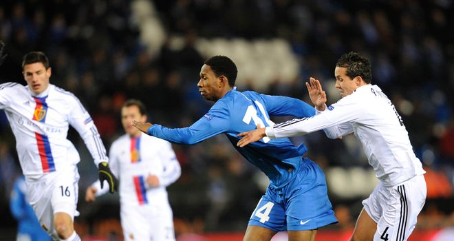 Glynor Plet: The Genk striker struck in stoppage time to rescue draw