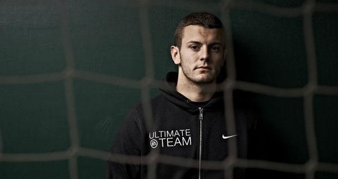 Jack Wilshere: The Arsenal midfielder missed all of last season after an injury nightmare in his career