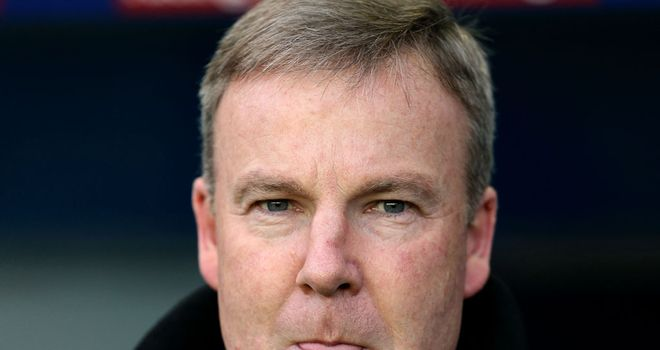 Kenny Jackett: Saluted his side's battling qualities after a hard-fought 1-0 victory over Leicester