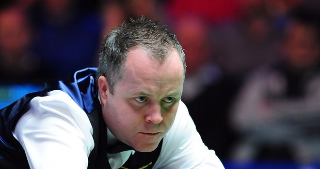 John Higgins: Scot seeking third Masters crown