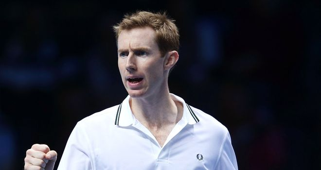 Jonny Marray was part of the Great Britain team who defeated Russia in April's Davis Cup tie
