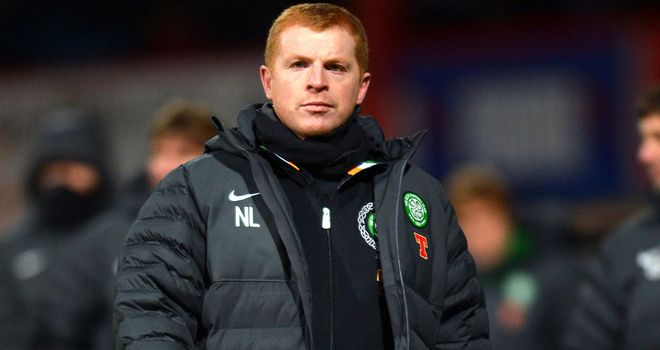 Neil Lennon: Pleased with Celtic's recent goalscoring form