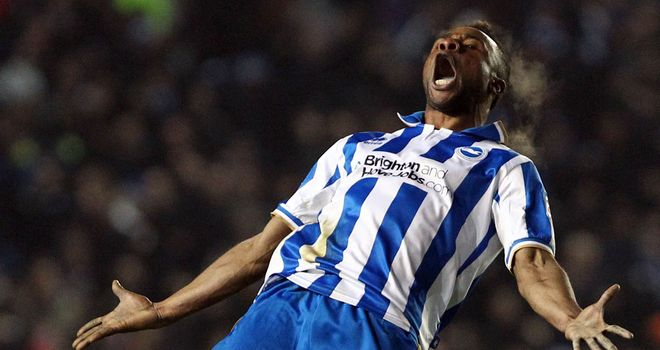 Kazenga LuaLua: Began Brighton comeback
