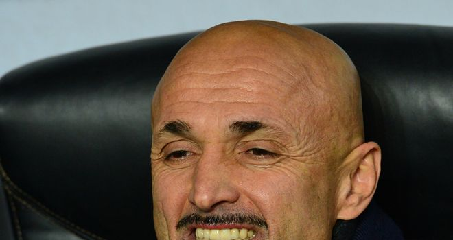 Luciano Spalletti: Targeting a win against Liverpool