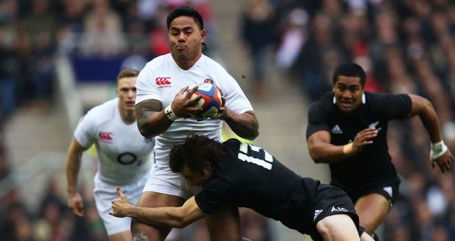 Manu Tuilagi: Will miss England's Calcutta Cup clash with Scotland