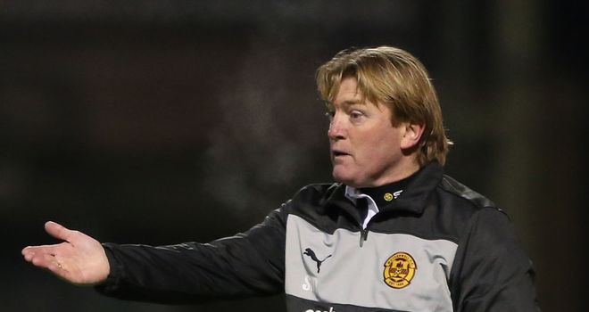 Stuart McCall: Disappointed with defeat but full of praise for departing Jamie Murphy.