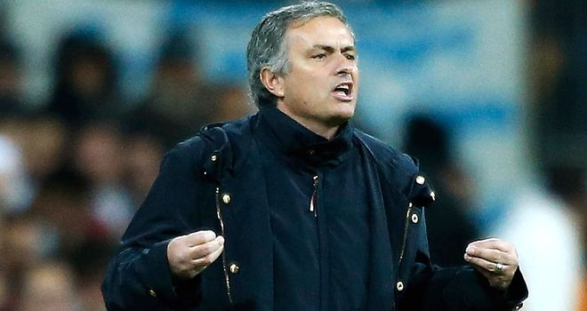Jose Mourinho: Difficult season in Madrid