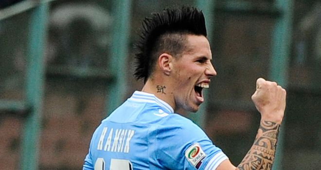 Marek Hamsik: Took centre stage