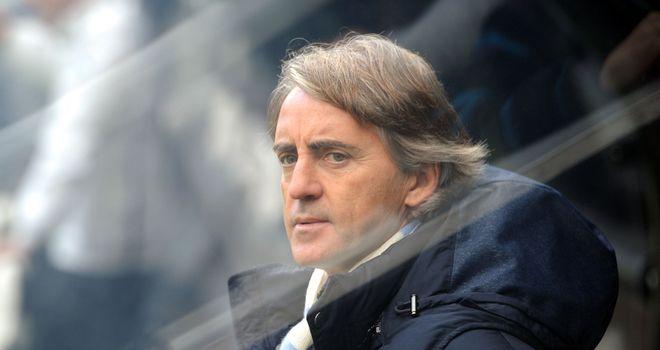 Roberto Mancini: Hopeful of adding to City's trophy cabinet