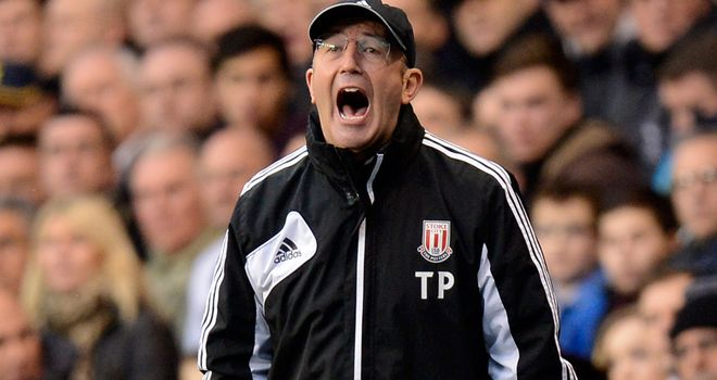 Tony Pulis: Called for three-match ban for Suarez